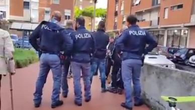 polizia raccolta firme lega nord-2