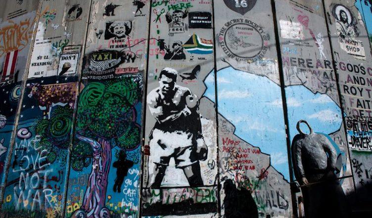 muro palestina