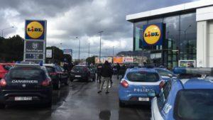 polizia supermercati